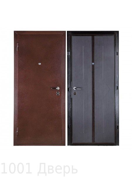 стальная дверь мдф 5 толщина стали