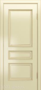 Двери-Лайндор-Калина-П-эмаль-бесквит