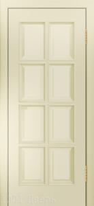 Двери-Лайндор-Аврора-К-эмаль-бисквит