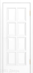Двери-Лайндор-Аврора-эмаль-белая